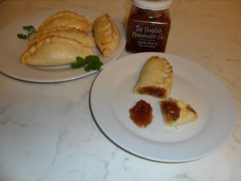 Fruity Mini Curry Chicken Pasty by Food Blogger Vicky Leong