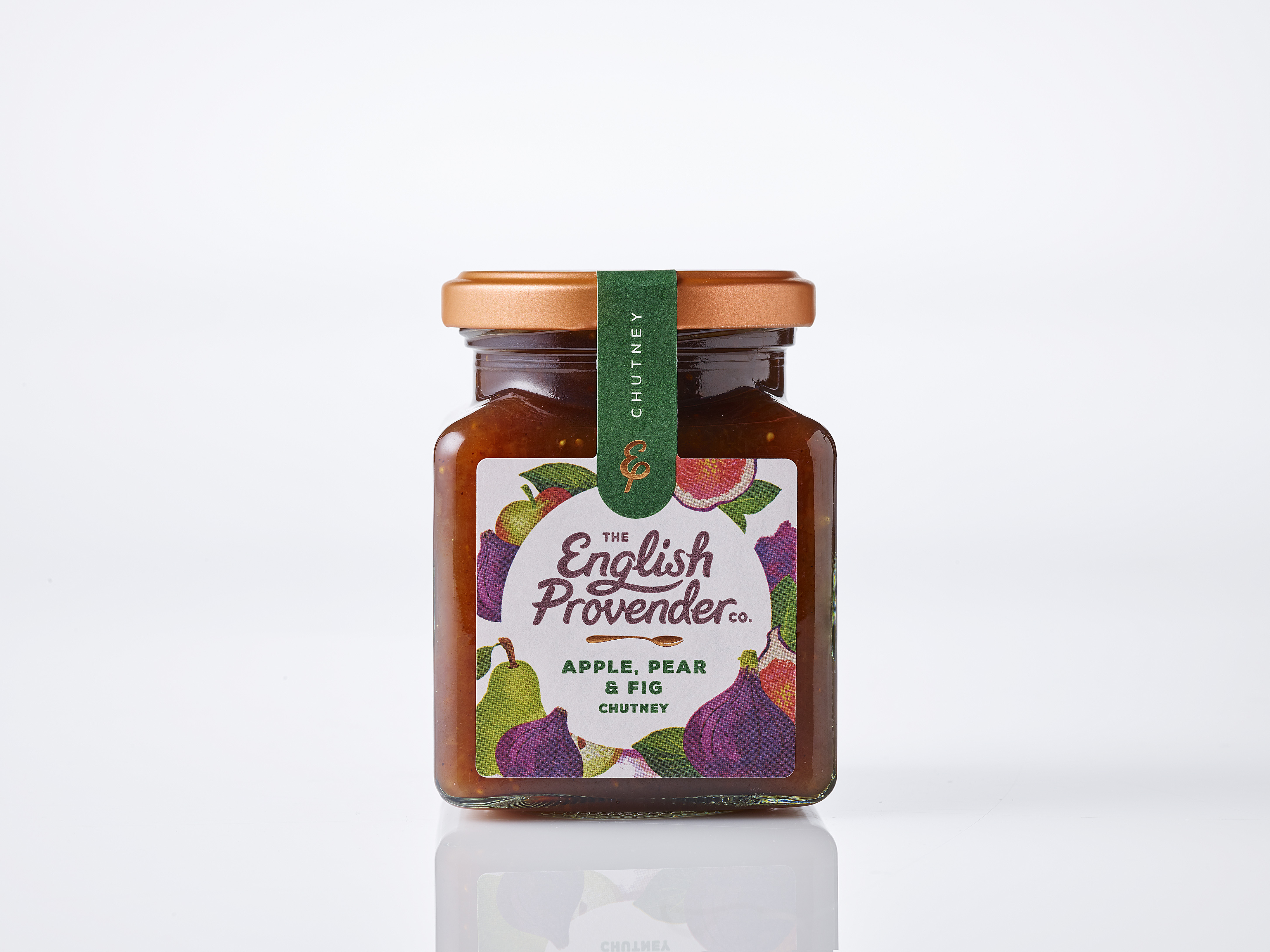 Apple, Pear & Fig Chutney